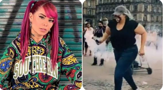 'la reinota' pide a talia acashore disculpa comentarios transfobicos