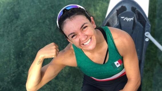 ¿quien es kenia lechuga participante de exatlon que compite en remo en juegos olimpicos