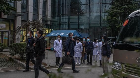 coronavirus covid19 wuhan china laboratorio