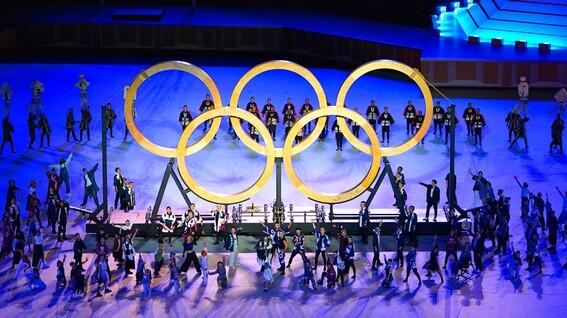 aros madera japon juegos olimpicos inauguracion
