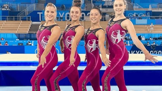 olimpicostokio2020 gimnastas alemanas traje contra sexualizacion