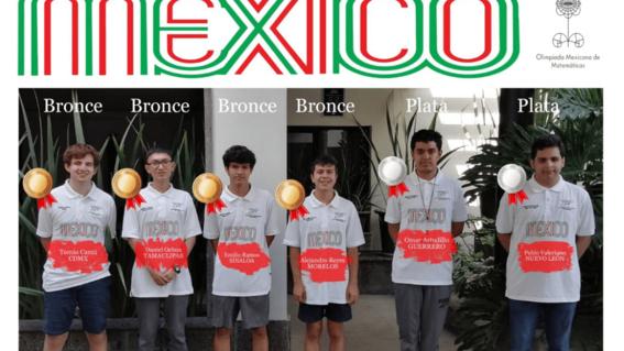 mexico olimpiada de matematicas