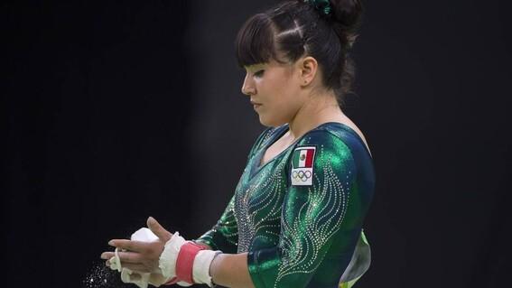 quien es alexa moreno gimnasta participante juegos olimpicos