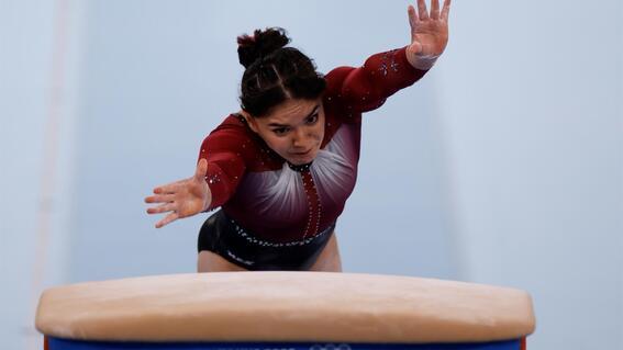 alexa moreno gimnasia juegos olimpicos tokio 2020 medalla final
