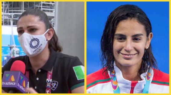 ana guevara responde a critica de paola espinosa contra clavadistas mexicanas