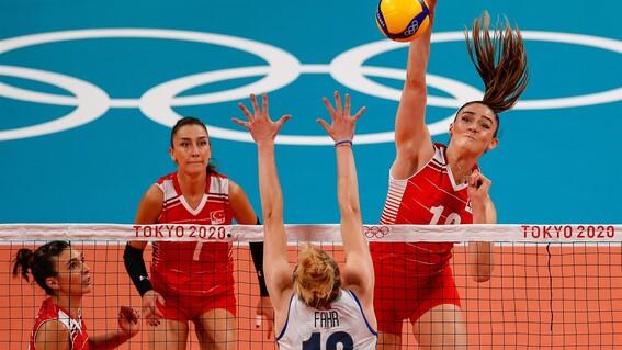 tokio 2020 juegos olimpicos voleibol turquia mujer
