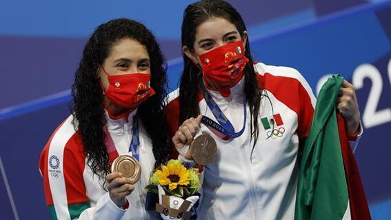 mexico gana bronce en clavados sincronizados en plataforma de 10 metros