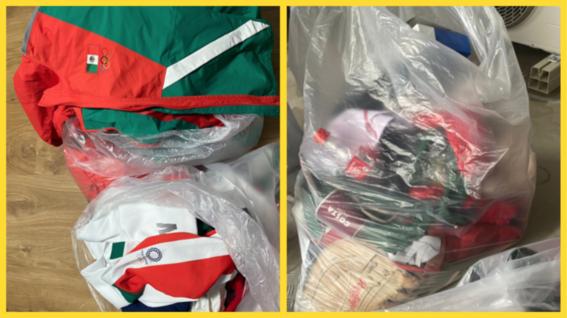 boxeadoras mexicanas denuncian que equipo de softbol femenil tiro uniformes a la basura