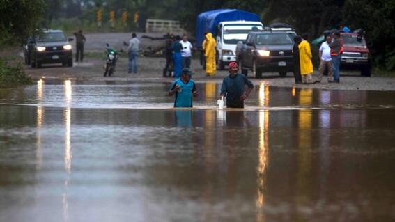 inundaciones rio nicaragua nino