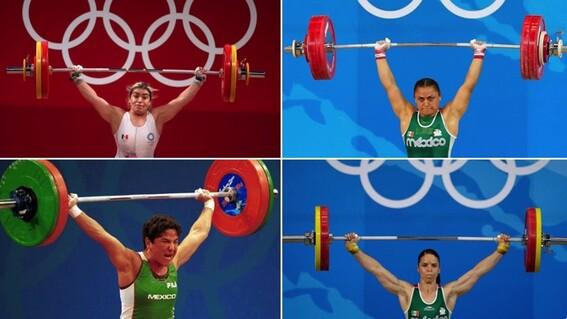 olimpicos tokio 2020 olimpicos tokio 2020 aremi fuentes mexico halterofilia levantamiento de pesas