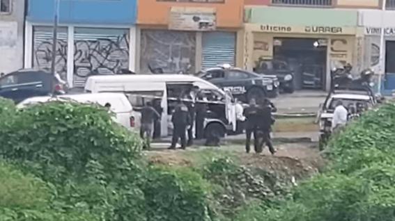 asalto combi nicolas romero edomex