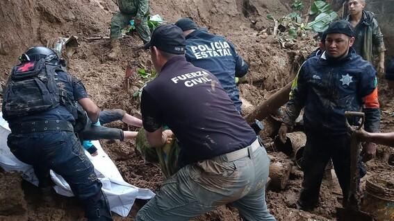 huracan grace deja muertos desaparecidos veracruz