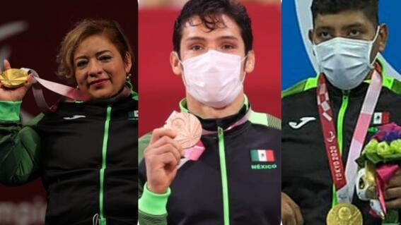 mexicanos juegos paralimpicos tokio 2020