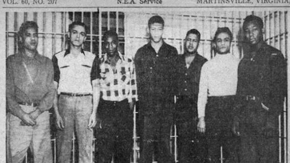 tras 71 anos otorgan perdon a siete afroamericanos ejecutados por abusar de una mujer blanca