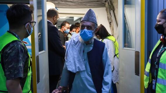 afganistan llegan refugiados afganos mexico