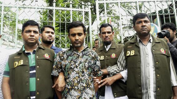 bangladesh condena a muerte a yihadistas