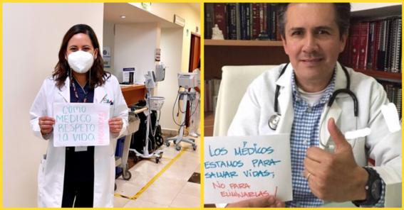 medicos protestan contra el aborto en mexico
