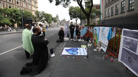 iglesia catolica convoca a marcha contra el aborto en cdmx