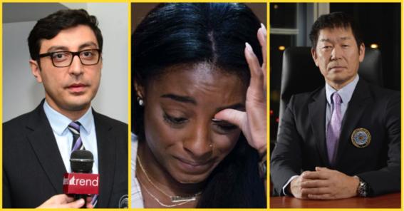 candidatos a presidir federacion de gimnasia no tienen estrategias contra abusos sexuales