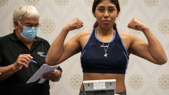 dan ultimo adios a la boxeadora jeannette zacarias en aguascalientes