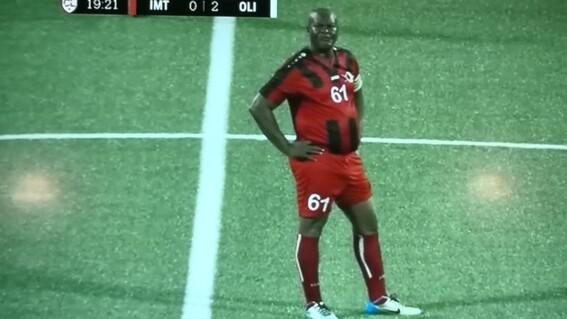 ¿quien es ronnie brunswijk futbolista de 60 anos de surinam