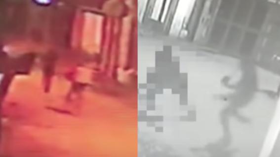 repartidor mata a ladron y es detenido