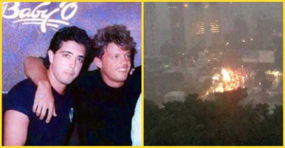 reportan incendio en la discoteca babyo en acapulco