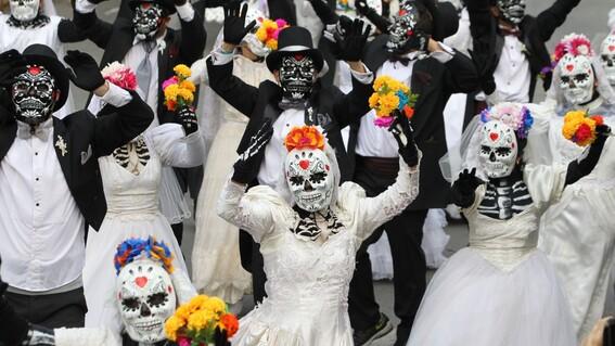 regresa el desfile del dia de muertos a la cdmx